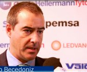 Guillermo Becedoniz, International Sales Manager de VALDINOX.