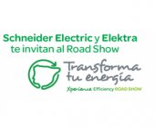 Elektra acoge la gira Xperience Efficiency de Schneider Electric