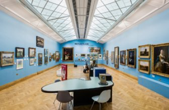 GE Lighting ilumina con Led's el museo central de Canterbury
