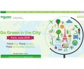 Schneider Electric pone en marcha la competición Go Green in the City 2015