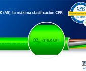 Top Cable, primer fabricante europeo en obtener la clasificación CPR 1+ en los cables AS