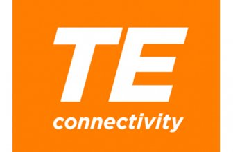 Logotipo de TE Connectivity.