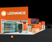 Ledvance recrea virtualmente su stand de Light + Building