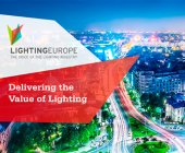 Lighting Europe representa los intereses de 1.000 empresas europeas.
