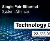La Alianza SPE System organiza una jornada digital sobre Single Pair Ethernet