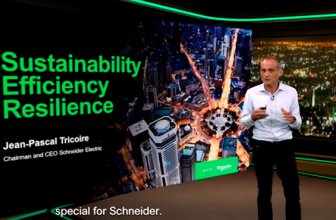Digitalización, sostenibilidad y electrificación, ejes del Innovation Summit 2020 de Schneider Electric