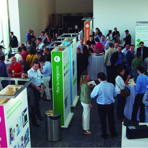 <p>Asistentes al evento Partner Day en Sevilla.</p>
